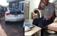 Don't tell my children their father is 'Yahoo boy' -Suspect plead with EFCC