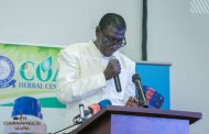 Dr Samuel Ato Duncan the Executive President of COA to be inducted by an international institution