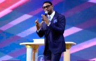 Fatoyinbo conduct Sunday service, says 'The Holy Spirit has spoken to me'