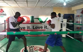 GOtv Boxing Night 19: Boxers in War Mood
