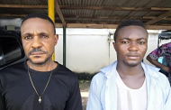 Two car thieves apprehended in Anambra (photos)