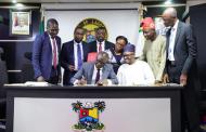 Sanwo-Olu signs N873.5bn budget