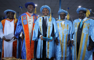 Elumelu receives Doctorate Degree, says 'We must join hands to lift our young ones from poverty to prosperity'