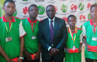 Unilorin, 5 best students receive Glo-Huawei ICT solutions for varsities