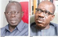 You're biased, hear from all sides before taking sides – Obaseki tells Oshiomhole