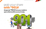Access Bank takes DiamondXtra Digital on *901#