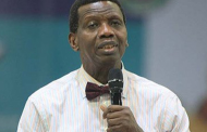 Xenophobia: Adeboye asks Nigerians to show love to South Africa