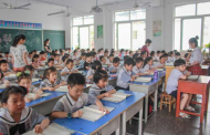 China to reduce oversized classes to improve education