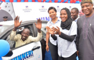 Dangote promo: Labourer wins first car in Lagos