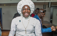 Rev. Mother Esther Ajayi 'Celebrate The Comforter' in Lagos