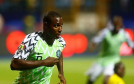 Odion Ighalo wins AFCON golden boot