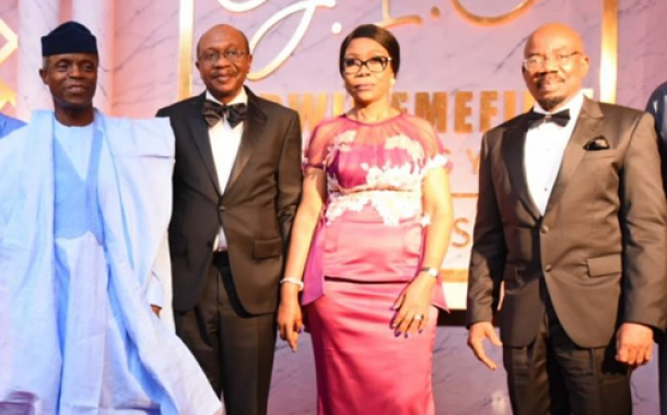 Jim ovia urges Emefiele to create the enambling environment that will empower the youths