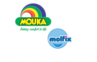 Mouka Partners Nigeria's number 1 selling Baby Diaper Brand, MOLFIX to provide Babies with Quality Sleep