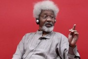 Soyinka denounces The Nation's report over his comments on Buhari