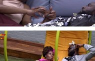 BBNaija 2019: Khafi and Gedoni get romantic, share first kiss