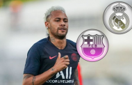Real Madrid, Barcelona offer six players to PSG for Neymar