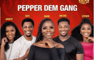 BBNaija: Housemates react as eviction lies in the hands of others