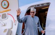 President Buhari departs Abuja for Japan