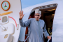 President Buhari departs Abuja for Japan