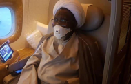 Shi'ite leader, El-Zakzaky jets out to India for medical treatment