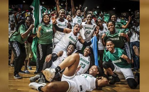 Zenith Bank celebrates D'Tigress on back-to-back Afrobasket Championship victory