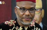 Rescue Sowore now or he rots in jail like Dasuki – Nnamdi Kanu sends message to Yorubas