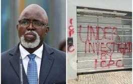 Corruption: Amaju Pinnick's Lagos mansion sealed by ICPC