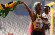 Doha 2019: Fraser-Pryce runs world lead to clinch 100m gold