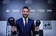 Lionel Messi Is World's 'Best' Player for the 6th time