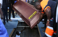Robert Mugabe buried in steel coffin encased in concrete as family claims people are 'after his body'