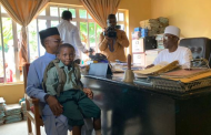 El-Rufai enrolls his 6-year old son in a public primary school (Photos)