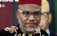 Don't travel abroad if you're owing salaries, Nnamdi Kanu warns governors