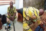 Welder kills bike rider in Niger state, harvests his intestine for ritual