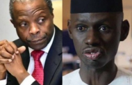 Alleged N90bn gift: ''I will waive my immunity to be investigated'' Osinbajo, instructs lawyers to file legal proceedings against Timi Frank