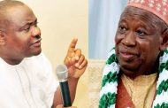 You can't pocket me, I'm not dollars – Wike tells Ganduje
