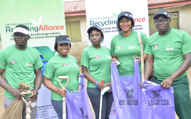 FBRA Partners Trashusers, Lagos State Government to Rid Agege of plastic waste on World Clean-up Day