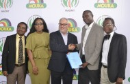 Mouka receives Nigeria Association of Orthopaedic Manual Therapists Endorsement