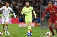 Messi, Ronaldo, Van Dijk, others battle for 2019 Ballon d'Or award