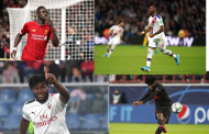 Mane helps Liverpool to 8 in a row, Ayew scores late winner