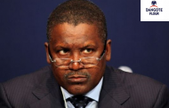 Dangote workers protest over non-payment of gratuities since 2012