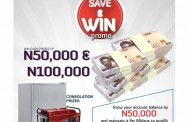 Keystone Bank rewards customers in its 'Growbiz Account Save and Win' promo
