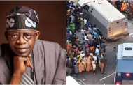 Tinubu's Bullion Van: EFCC Requests Petitions Following Call To Investigate Buhari's Ally