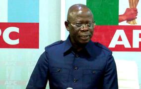 Drama, as Edo APC suspends Oshiomhole