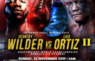 Love Combat Sports? Then Don't Miss Deontay Wilder Vs Ortiz, and WWE Action This Weekend
