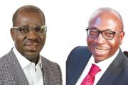 Edo 2020: More trouble for Obaseki as Ize-Iyamu plots to join APC