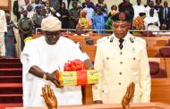 Sanwo-Olu presents N1.168 trillion year 2020 budget