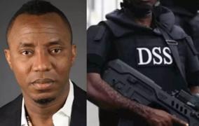 We didn't arrest Sowore inside courtroom –DSS