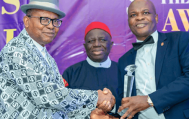 UBA Group gets double honours…wins CEO, 2019 Bank of the Year