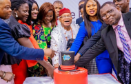 UBA commits to creating superior value for customers…launches self-printing Debit card machine at flag off of Trade Fair