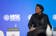 Tony Elumelu Foundation's Ifeyinwa Ugochukwu Harps on Job Creation Mentality In Saudi Arabia